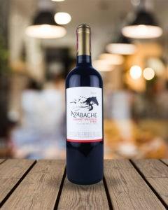 Vino tinto chileno – Azabache – Cabernet Sauvignon Syrah 2014