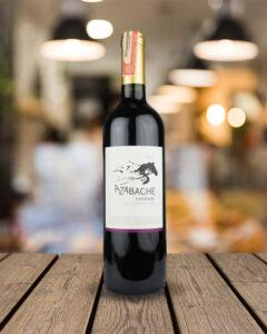 Vino tinto chileno – Azabache Carménere