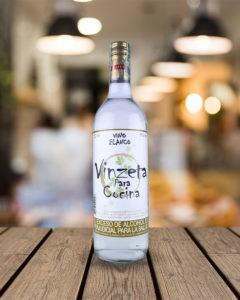 Vino Blanco Vinzeta para Cocina