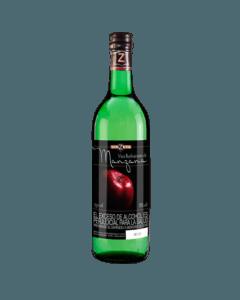 Vino Burbujeante de Manzana