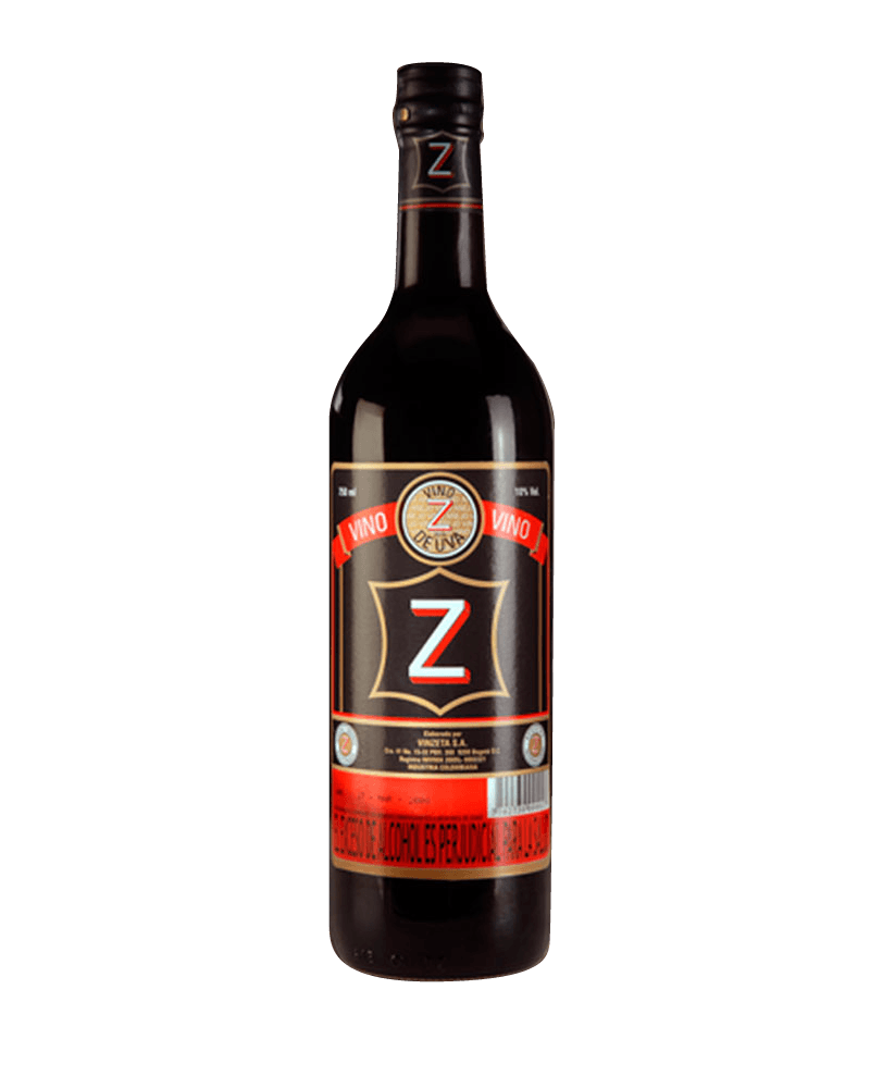 VINO ZETA 750 CC