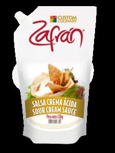 Salsa Crema Ácida Sour Cream Doypack 1kg
