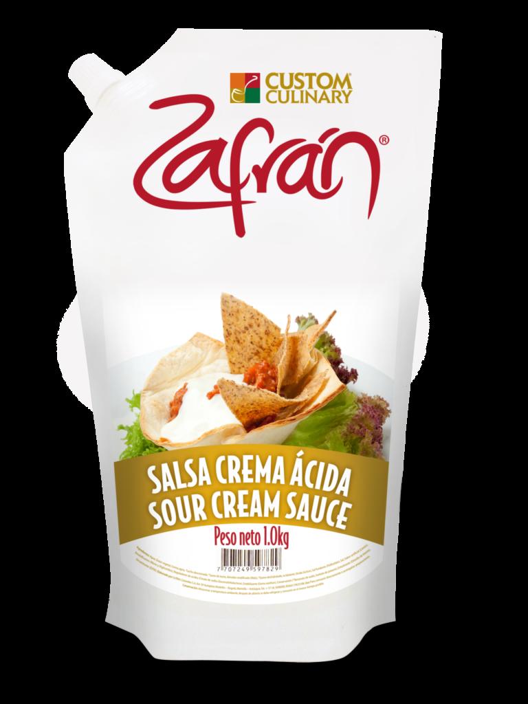 Salsa Crema Ácida Sour Cream Doypack