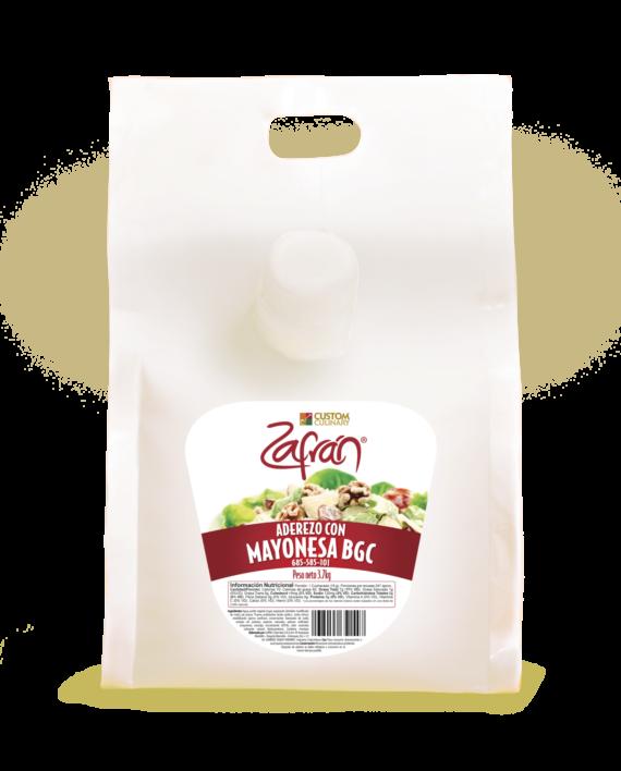 Aderezo de mayonesa master bag