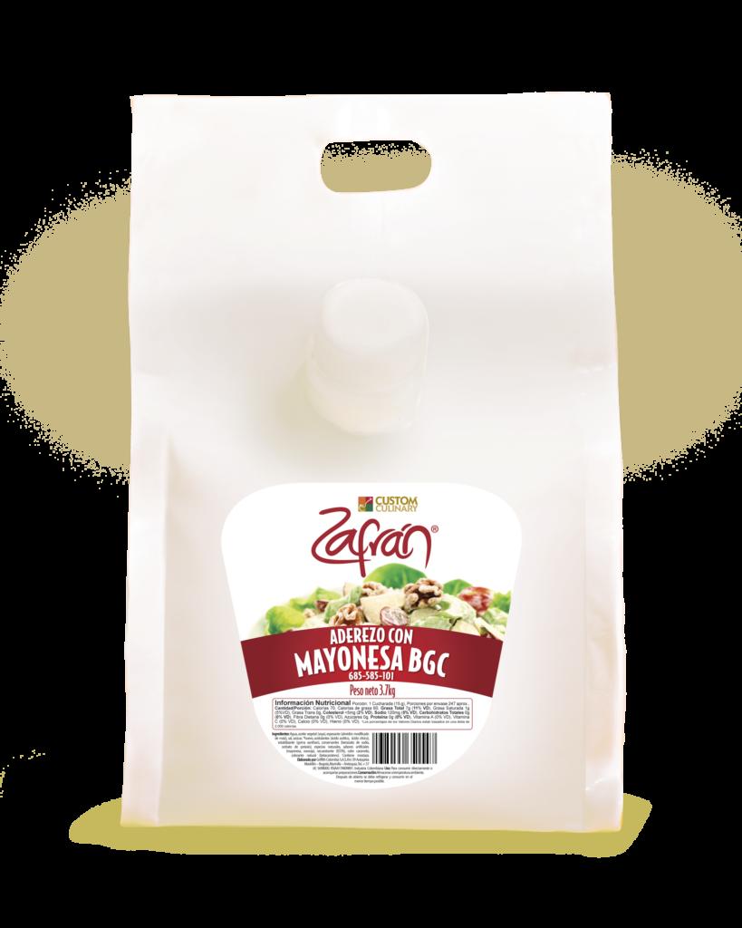 Aderezo Mayonesa B.G.C. Master bag