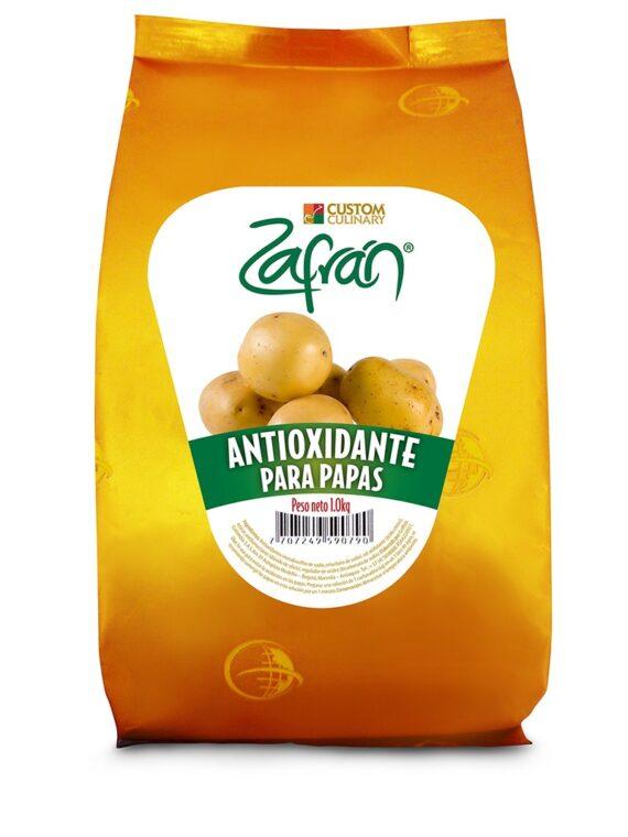 Antioxidante para papas