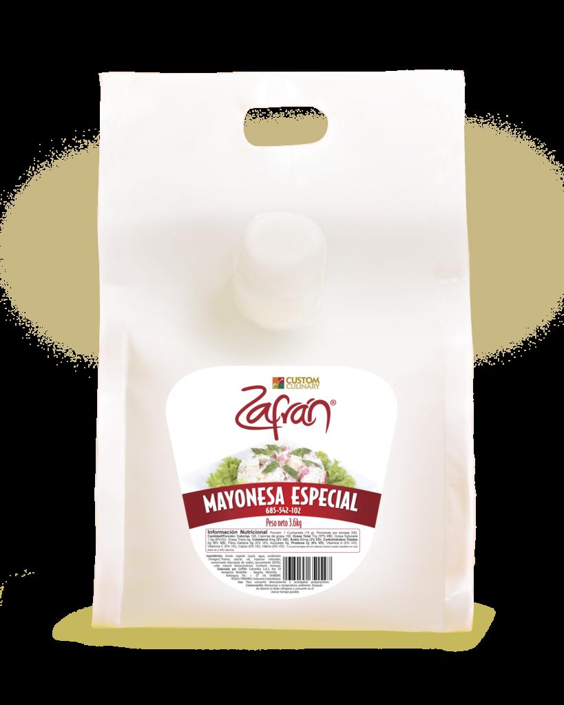 Mayonesa Especial Master bag