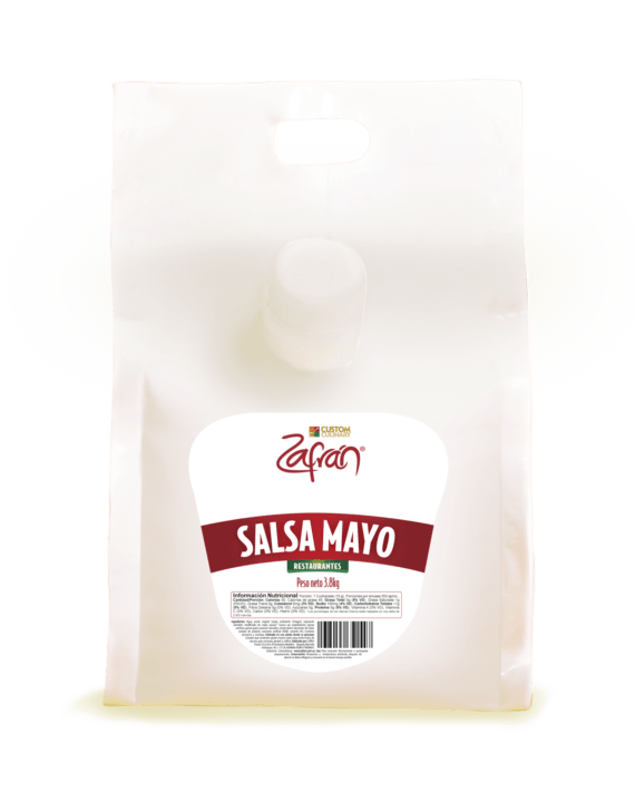 Salsa mayo para restaurante masterbag