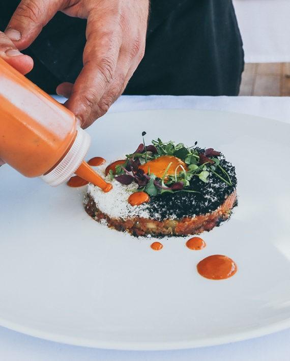 Salsas para restaurantes