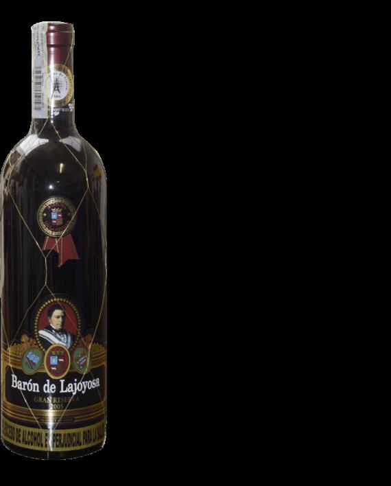 vino tinto Varon de la joyosa Gran Reserva 1999
