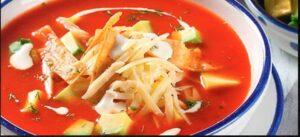 receta de tortillas y tomate
