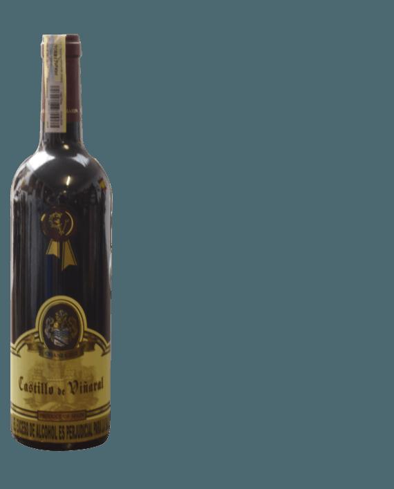 into crianza 2004 castillo de viñaral cariñera