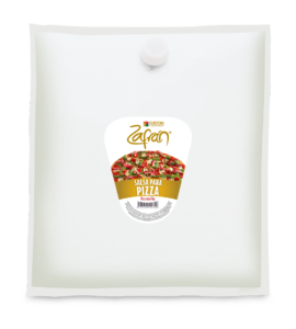 Salsa para pizza 14kg Big Bag