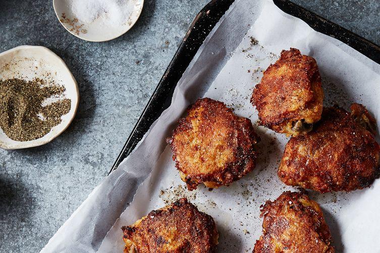 Como cocinar pollo al horno