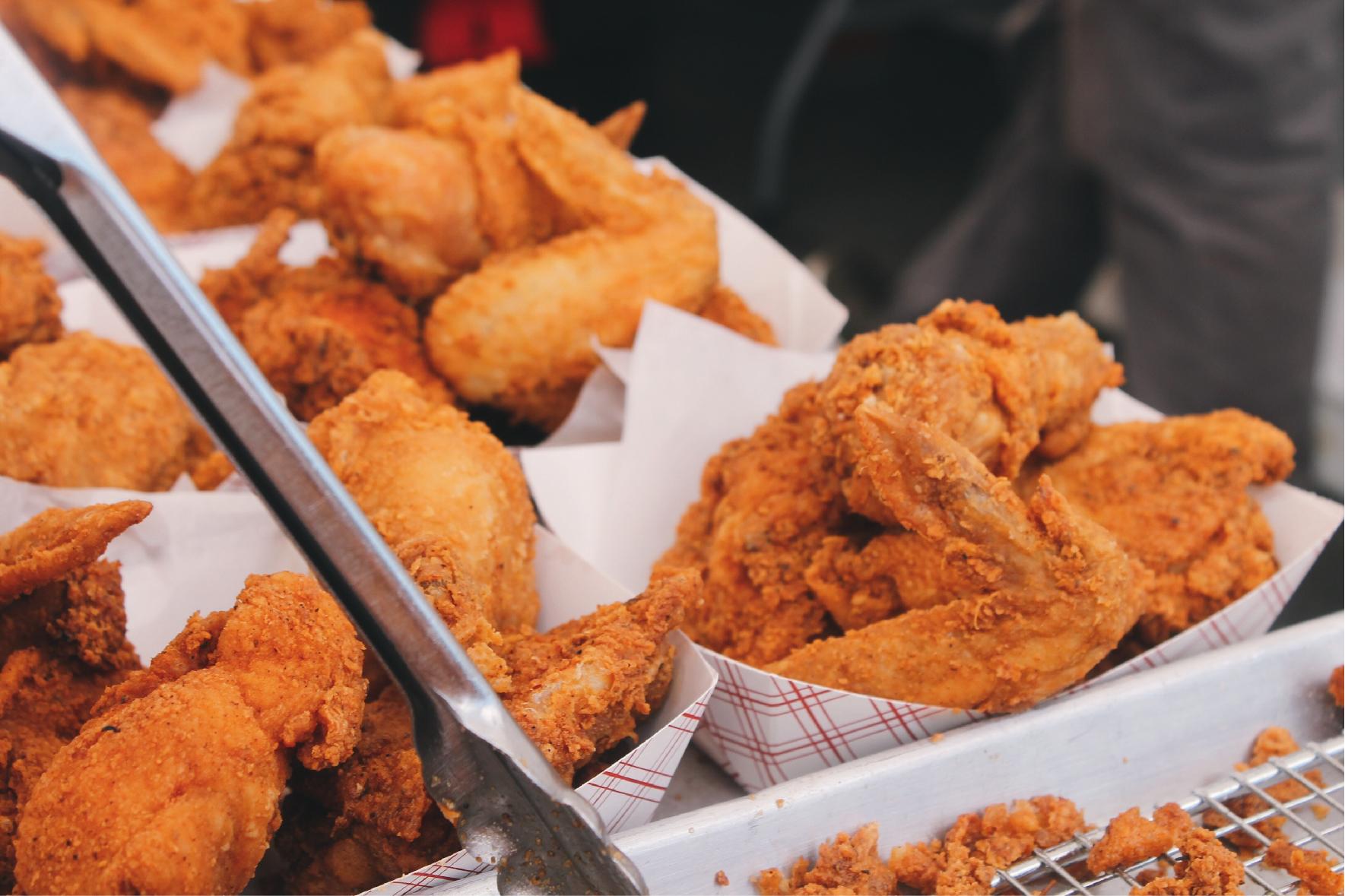 Receta pollo broaster