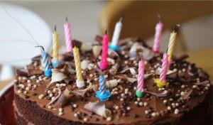 Receta de torta de chocolate con vino