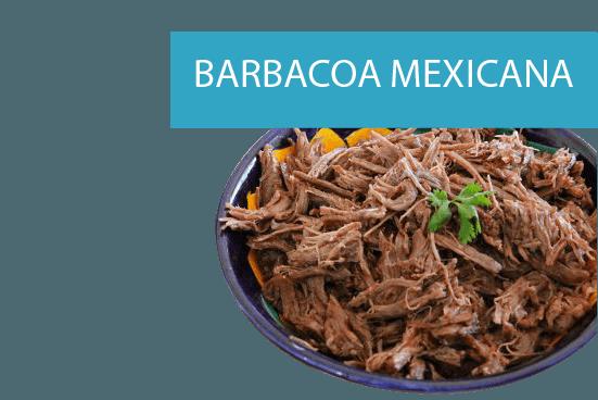 Receta Barbacoa Mexicana