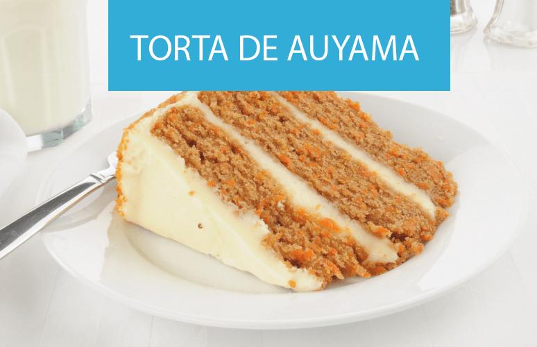 Receta Torta de Auyama
