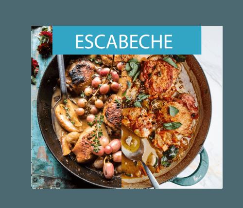 receta escabache plato tipico de la gastronomía peruana