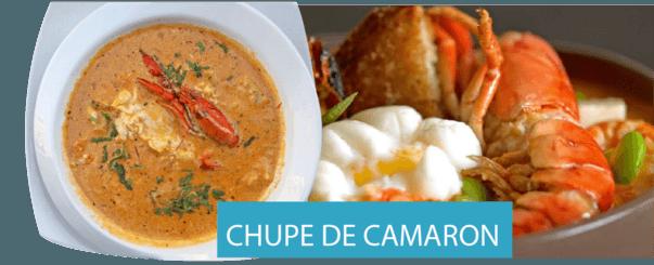 receta de chupe de camaron plato tipico de la gastronomía peruana