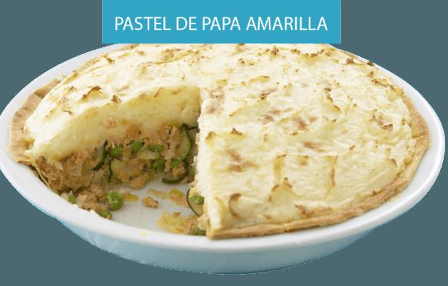 receta de pastel de papa amarilla plato tipico de la gastronomía peruana