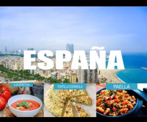 Gastronomía española. De la conquista a la modernidad