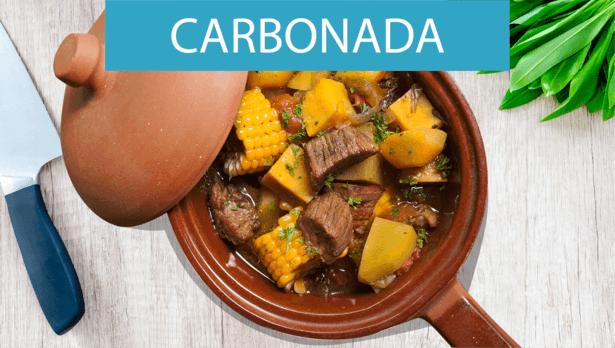 Receta de carbonada característica de la gastronomía chilena
