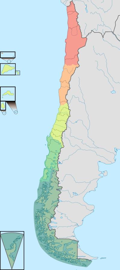 regiones de chile y su gastronomia