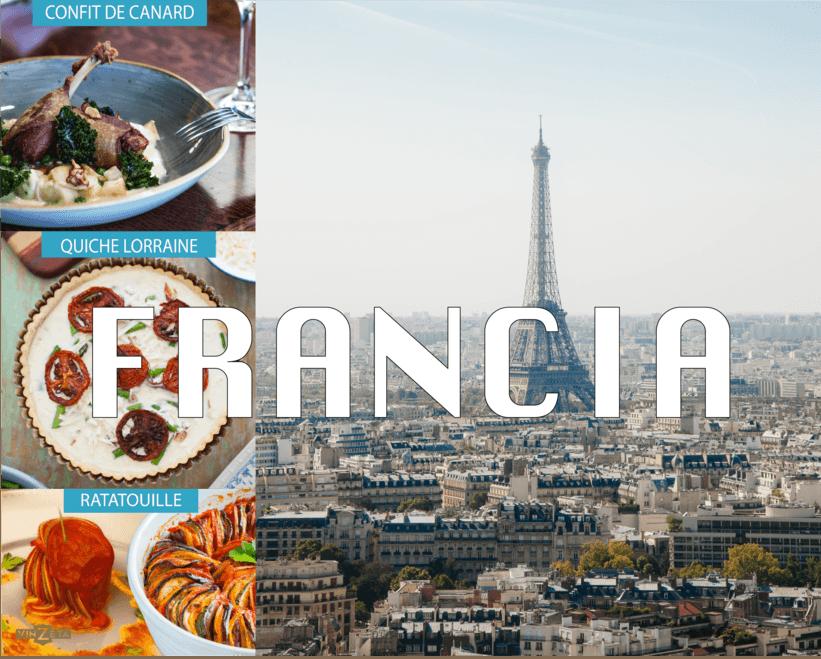 Gastronom a francesa exquisita y elegante blog vinzeta for Gastronomia francesa historia