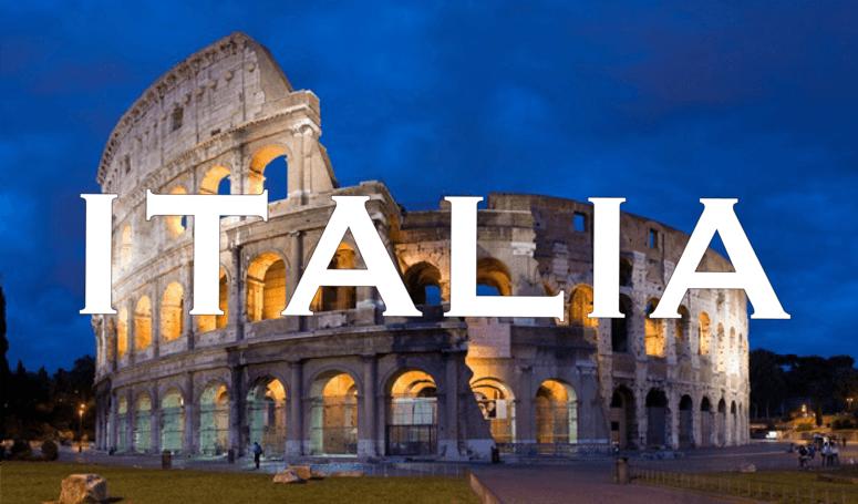 Gastronomía italiana, más allá de las pastas y las pizzas.