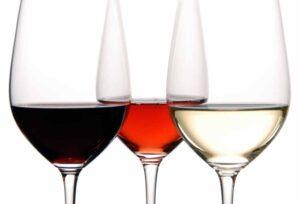 vinos hechos con uvas blancas