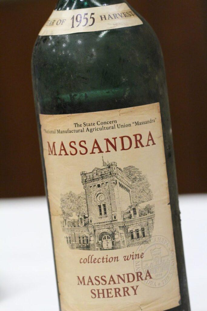 vino massandra