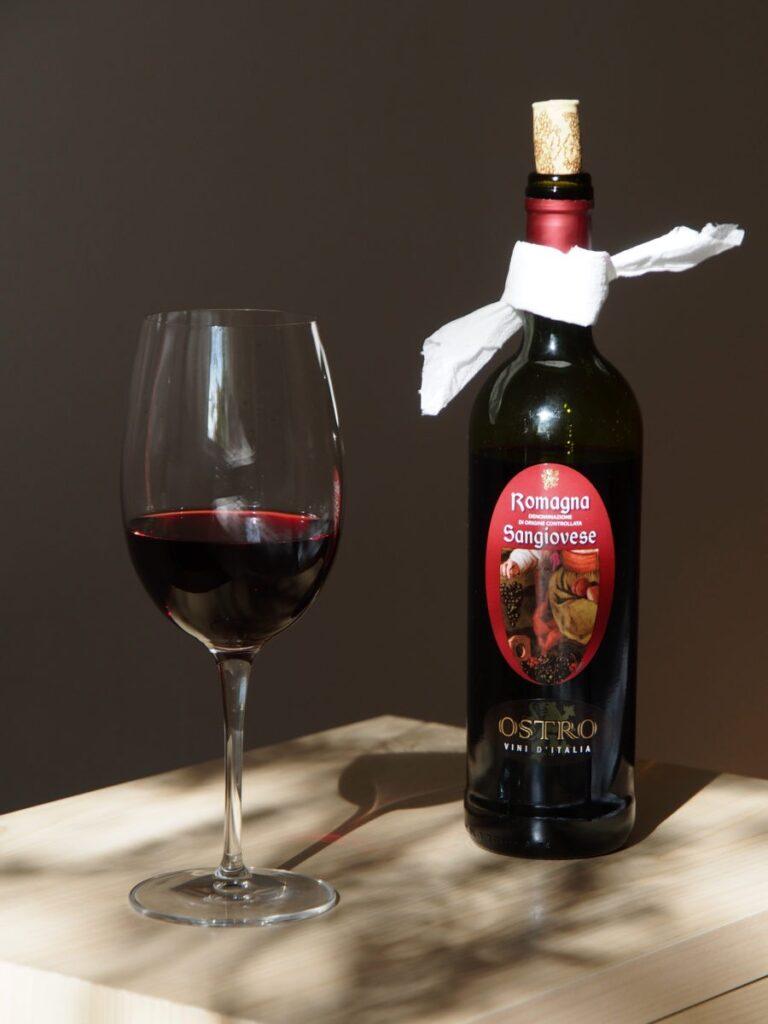 vino sangiovese