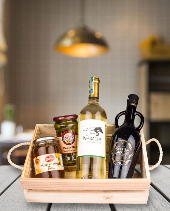 Ancheta Premium con Vino Azabache