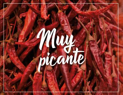 Muy Picante