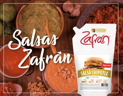 Salsas Zafrán