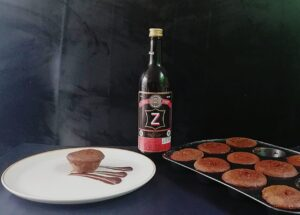 Receta: Muffin de Chocolate